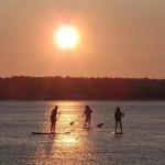 Sunset SUP Tour 2014