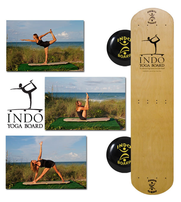 Indo Board Yoga Board Windmadness