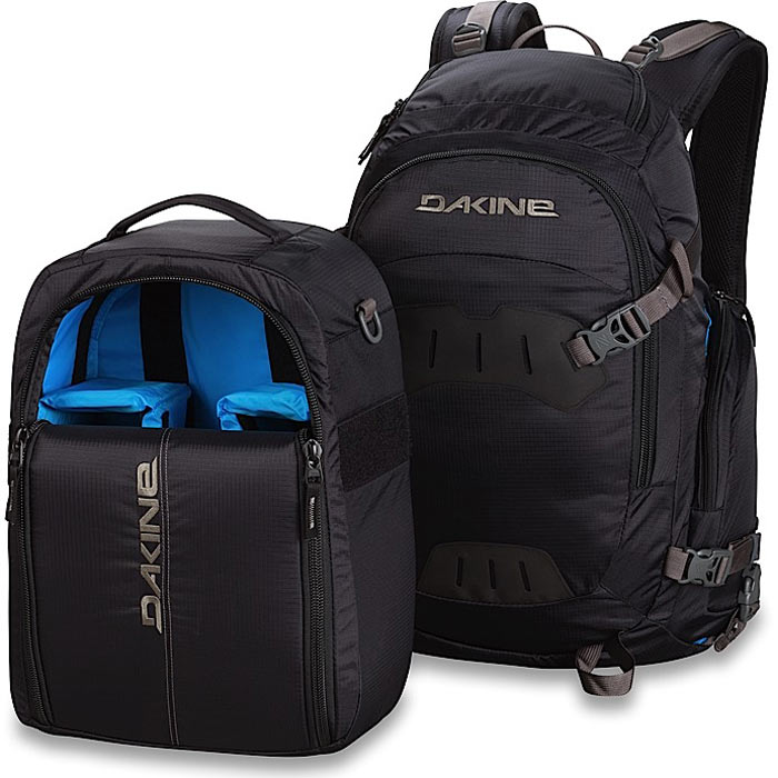 Dakine Sequence 33l Camera Bag Black 2017